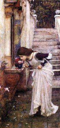 John_William_Waterhouse_-_The_Shrine